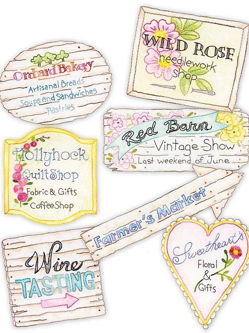 CAH2557 - Girls' Getaway #5 Lace & Signs