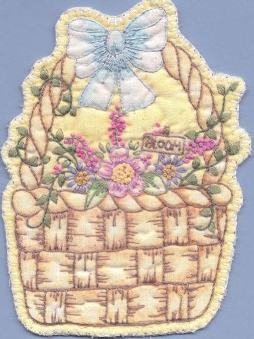 CK SP18 Heirloom Spring Basket Ornament