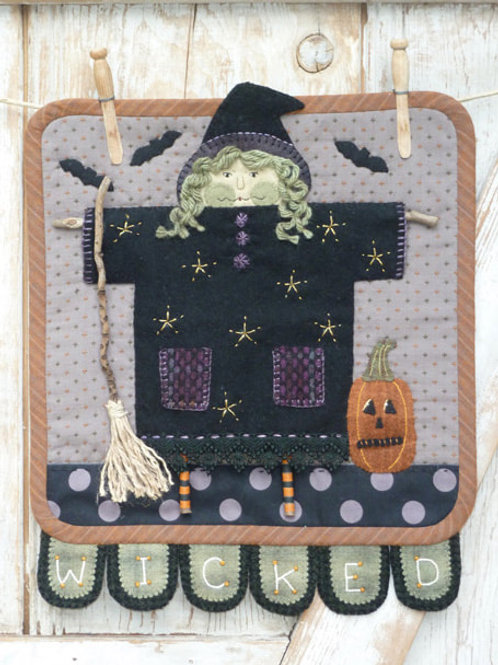 HTH391 - Clothesline Witch