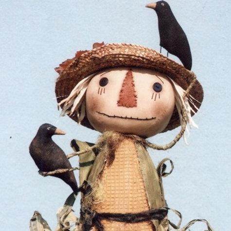 HHF447 - Corny Scarecrow