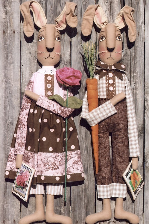 HHF461 - Jenna and Jack Rabbit