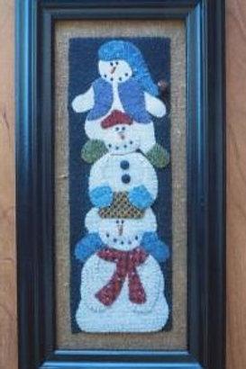 BPJ387 - Snowman Stack