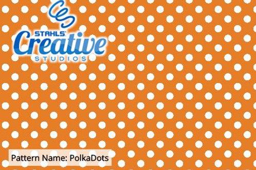 HTV VINYL - Polka Dots - ORWH