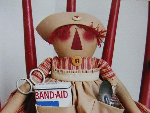 CK74 - Raggedy Nurse Annie