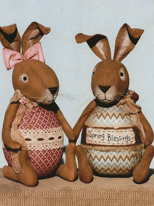 HHF485 - Bunnies with Their Prim Egg Bodies