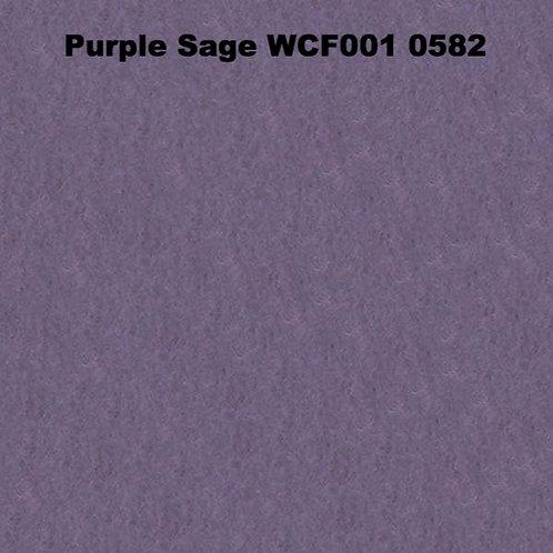 Purple Sage WCF001 0582 Fabric 20/80