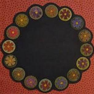 PRI 922 Petals of Penny Table Mat