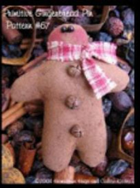 CK67 -Primitive Gingerbread Pin