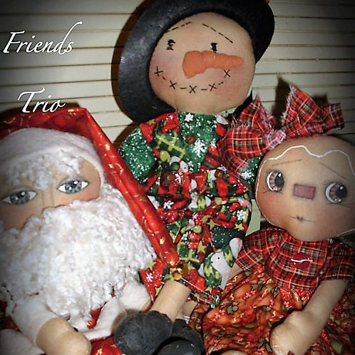 KCP136 - Winter Friends Trio