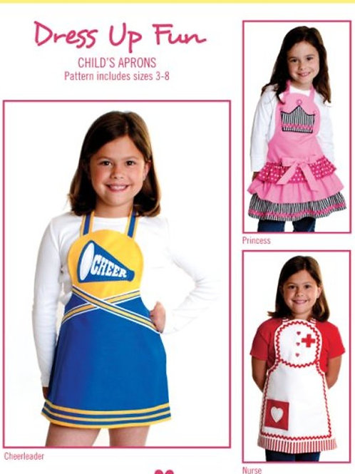 CG163 - Dress Up Fun Child's Aprons