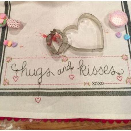 BR251 - Hugs & Kisses - Kit or Pattern