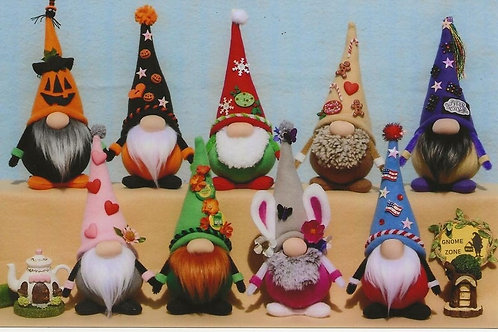 HHF529Little Holiday Gnome