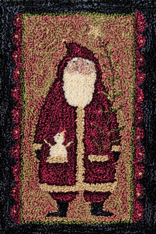 TK062 - Primitive Santa
