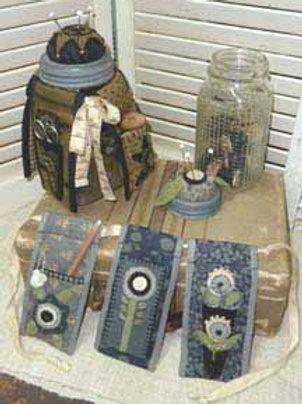 HTH 318 Notions Jar