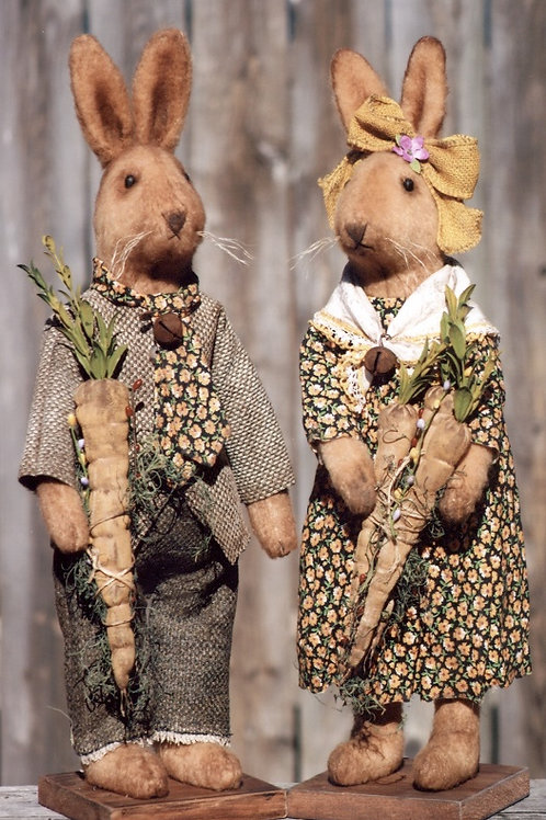 HHF434 - Bella & Benson Bunny