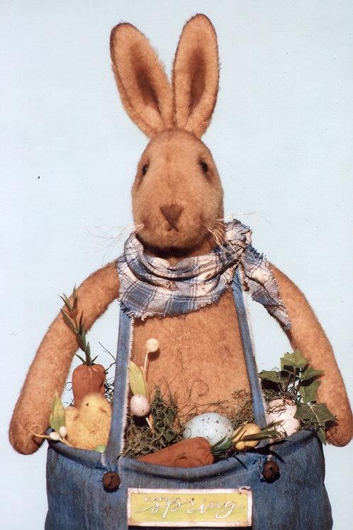 HHF432 - Prim Bunny with His Basket Pants