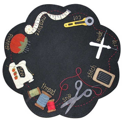 PRI 383 Needful Things Table Mat
