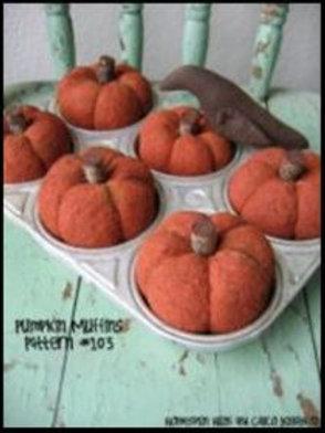 CK103 - Pumpkin Muffins