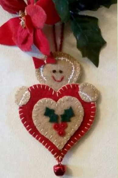 CPD_GBO - Gingerbread Heart Ornaments