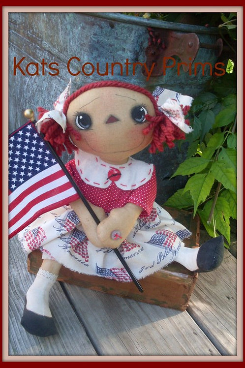 KCP161 - Patriotic Annie