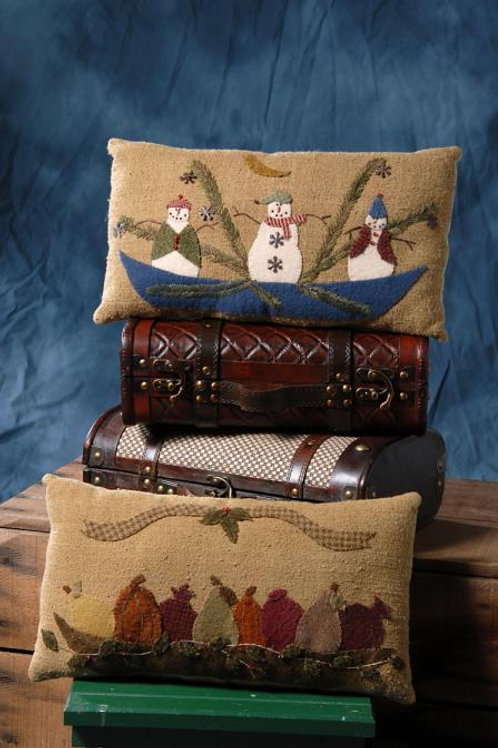 BPJ270 - Bits & Pieces Pillow Set 2