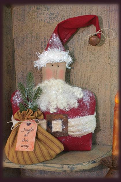 CF 868 Santa Shelf Sitter