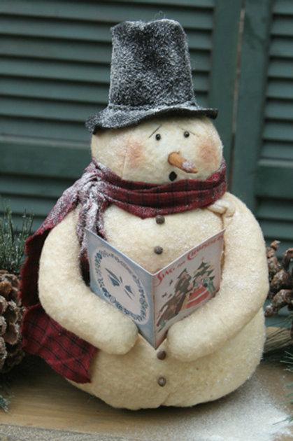 CF 885 Singing Snowman