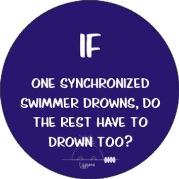 TPH - F1004 -Synchronized Swimmer