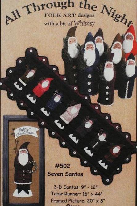 ATN 502 - Seven Santas