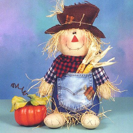 CG84 - Beau the Scarecrow
