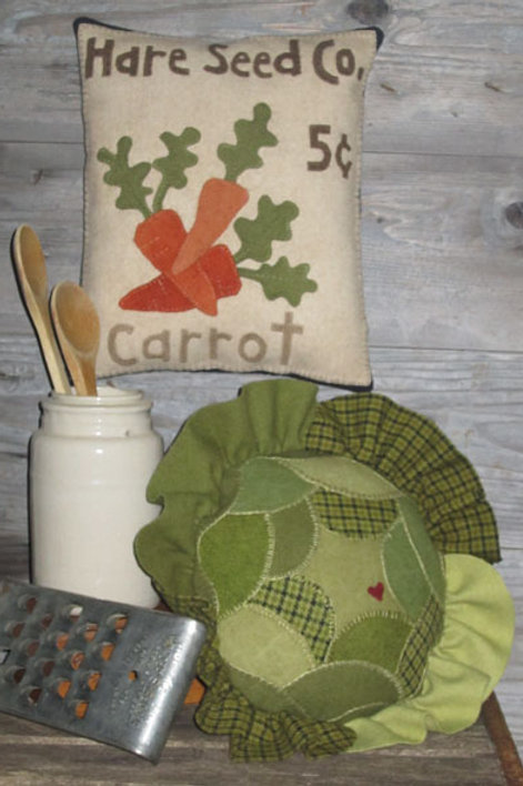 WSD1104 - Carrots & Cabbage