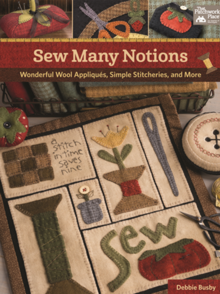 WSD_Book - Sew Many Notions
