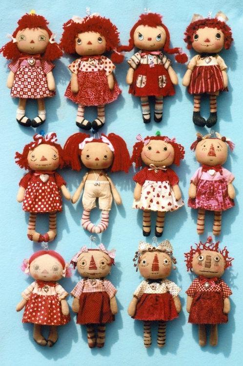 HHF356 - My Little Annie - A Dozen Dollies
