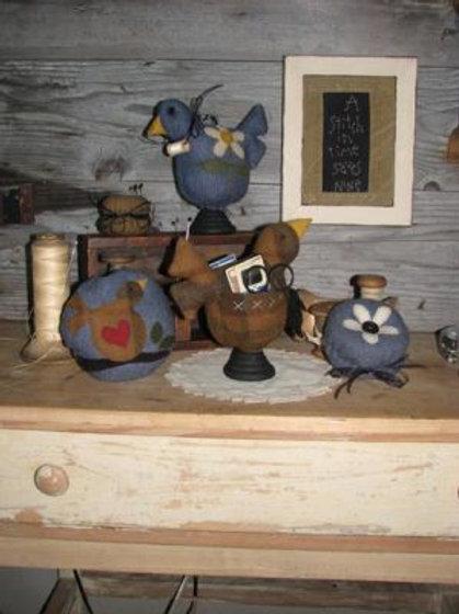 WSD195 - A Little Birdie Told Me