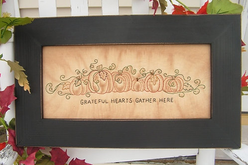 CS 167  - Grateful Hearts