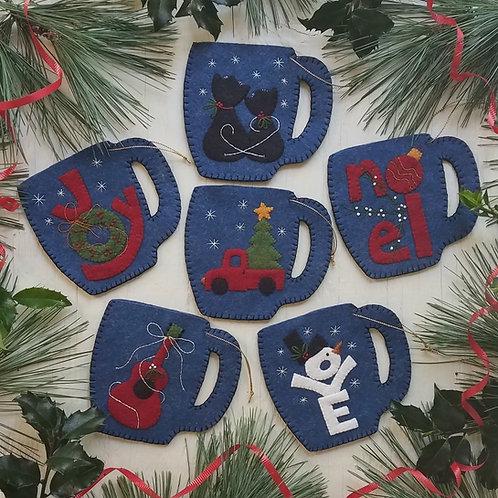 ROG -0918 - Merry Mugs KIT