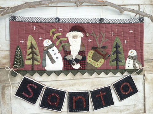 "HTH 355 - ""S"" is for Santa"