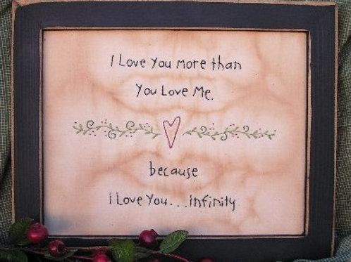 CS 116 - Infinity