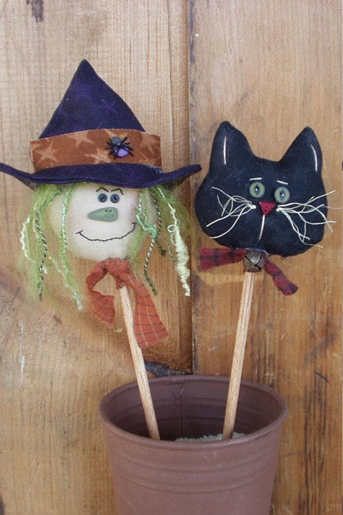 CWC607 -  Witch 'n' Cat