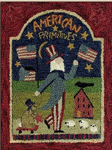 TK341 -American Primitives