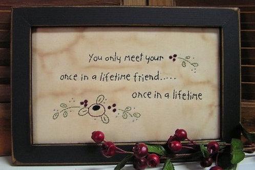 CS 119 - Lifetime Friend