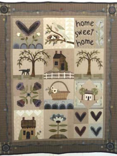 HTH 303 Heart & Home Set of 4 Patterns