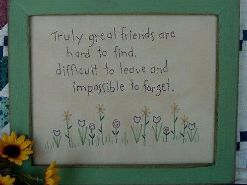 CS 71 - Great Friends