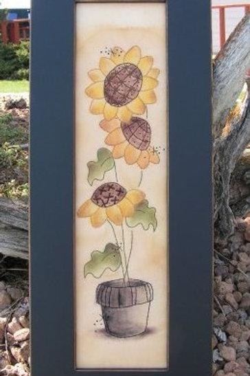 CS908 Tall Sunflowers