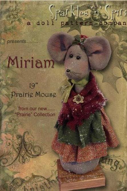 "SNS Miriam 19"" Prairie Mouse"