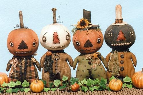 HHF318 - Stumpkin Pumpkin Men
