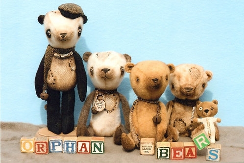 HHF316 - Orphan Bears