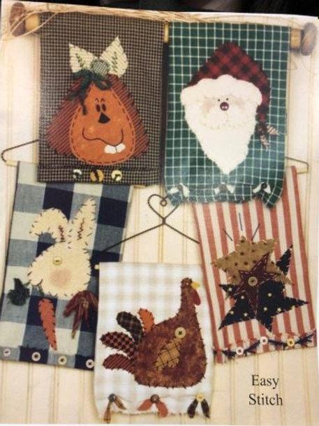 KS 230 - Homespun Holiday Towels
