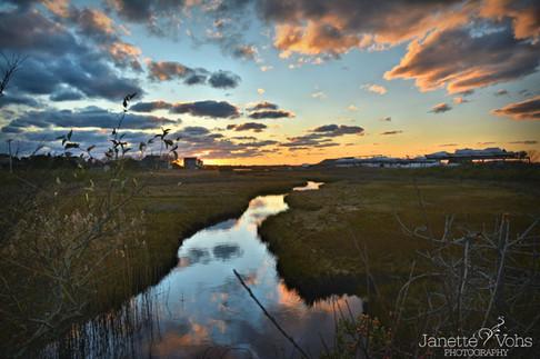 #0148 - Nantucket Reflections