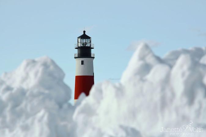#0357 - Snow Mountains at Sankaty